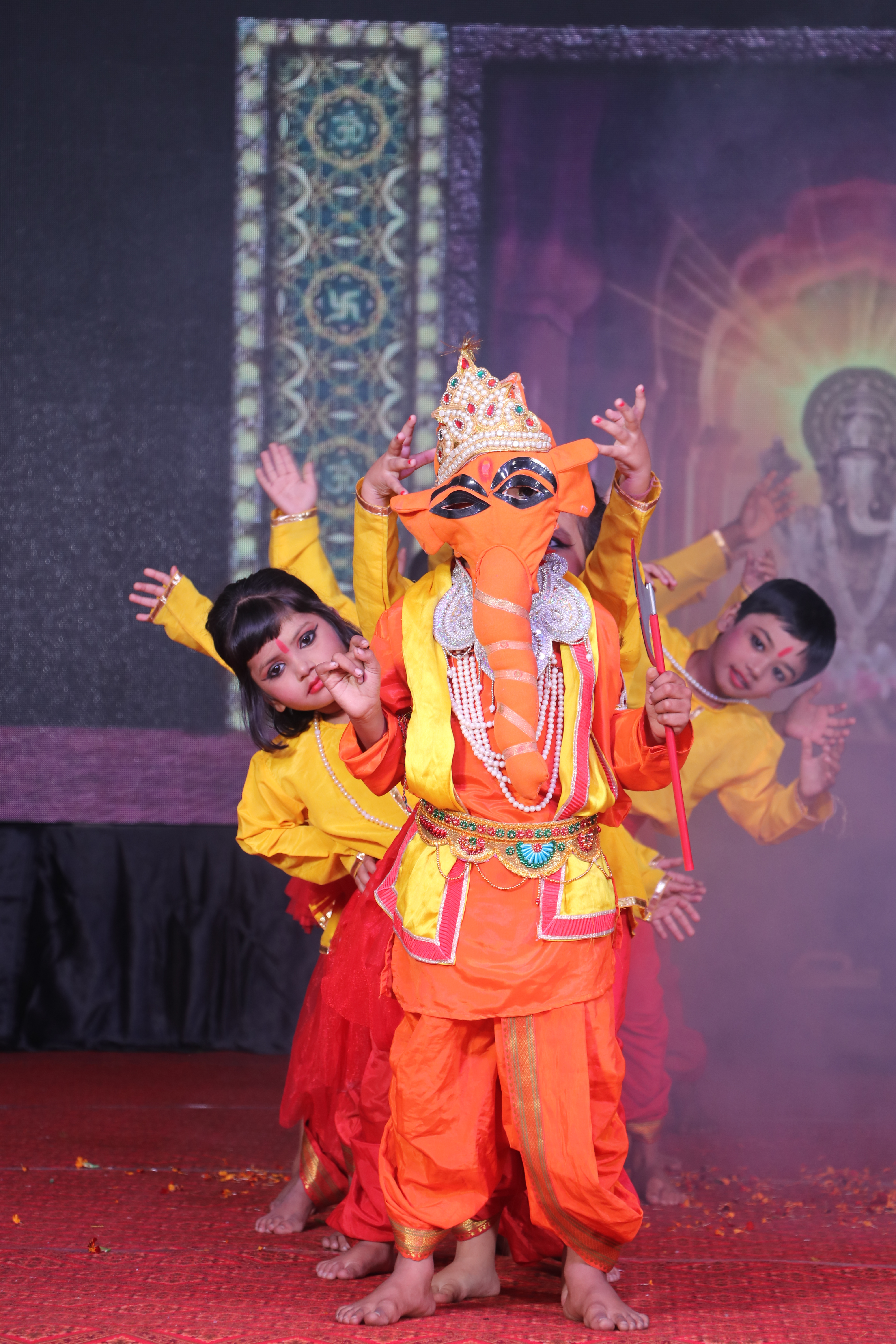 "Annual Function ""UTKARSH"" Ganesh Vandana"