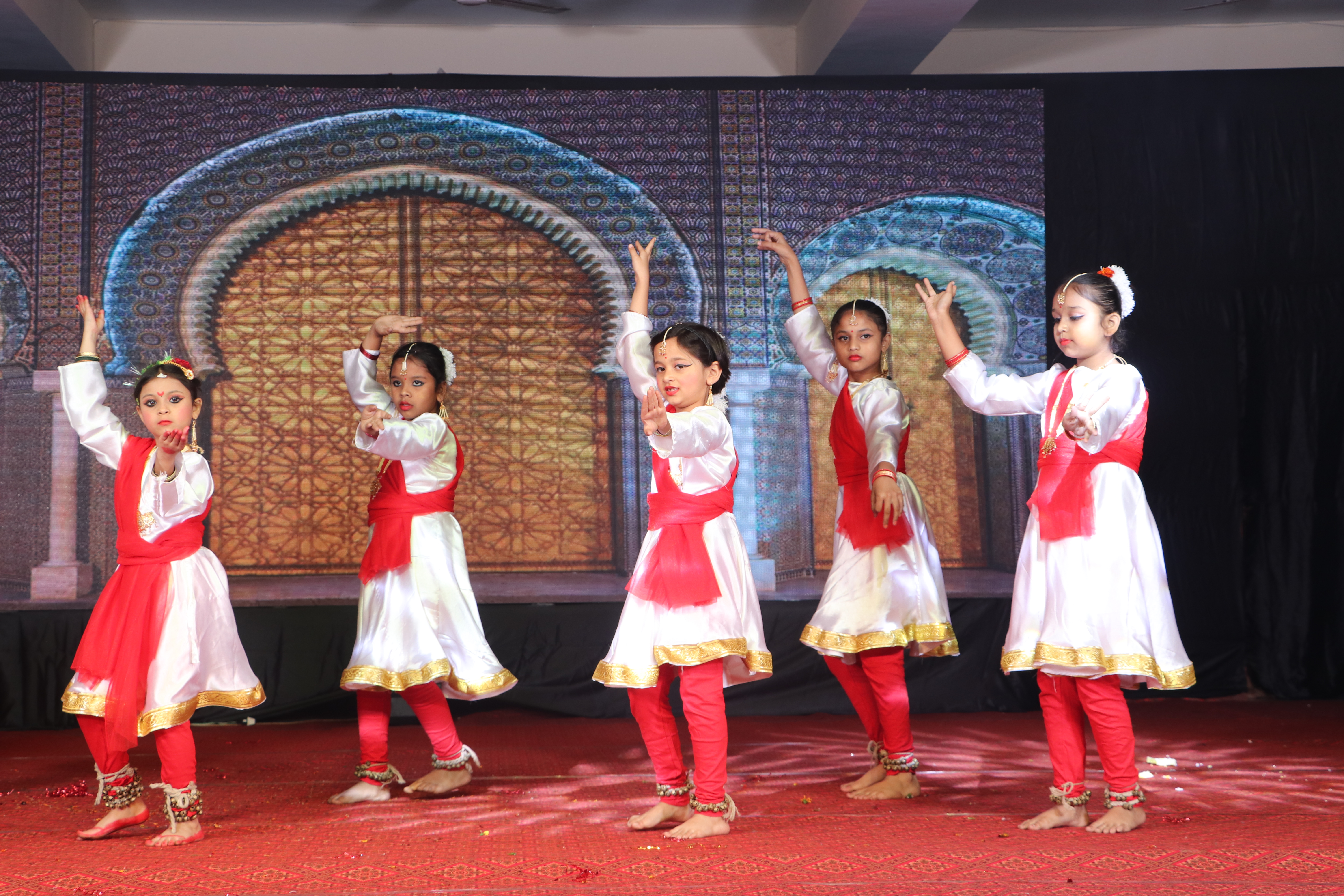 "Annual Function ""UTKARSH"" Kathak Song"