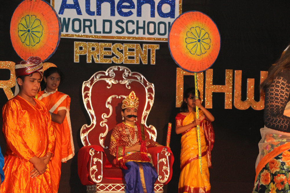 Athena World School